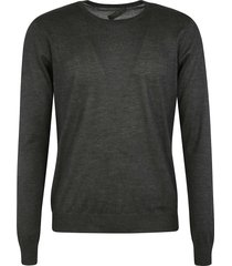 prada classic ribbed sweater