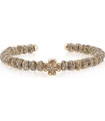 be unique designer men's bracelets, 18k rose gold knitted rosary bracelet