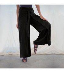 pantalon negro para mujer priscila pantalon priscila negro-m