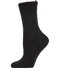 plush crew socks