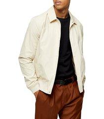men's topman papertouch bomber jacket