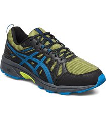 gel-venture 7 shoes sport shoes running shoes multi/mönstrad asics