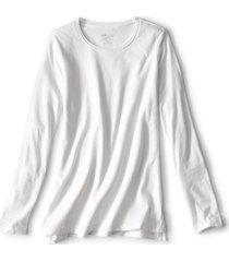 1856 organic cotton long-sleeved crewneck tee
