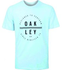 camiseta oakley dpt circle tee masculina