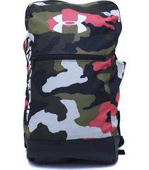 morral multicolor under armour patterson backpack
