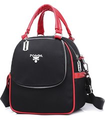 borsa a tracolla per borse da donna a tracolla leggera leggera in nylon