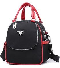 nylon borse a tracolla casual leggero borse a tracolla per le donne