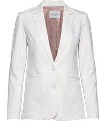 jacket ls blazer kavaj vit rosemunde