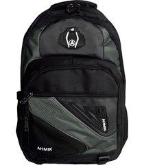 morral escolar grande mochila hombre ahmik rpa211g
