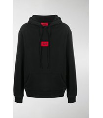 424 logo patch hoodie