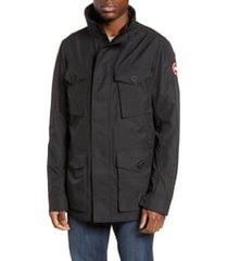 men's canada goose stanhope windproof jacket