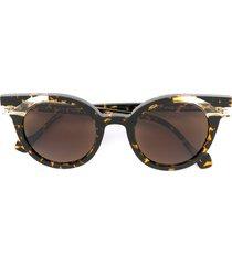 face à face gatsby sunglasses - brown