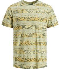 t-shirt placement groen