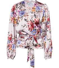 valentina blouse blouse lange mouwen multi/patroon twist & tango