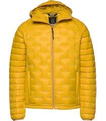 convert jacket gevoerd jack geel 8848 altitude