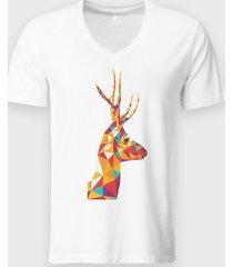 koszulka triangle deer 2