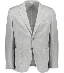 l.b.m. 1911 blazer jason light grey grijs