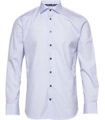 mamarc n overhemd business blauw matinique
