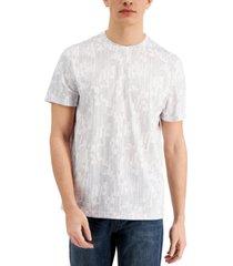 alfani men's dash print t-shirt, created for macy's