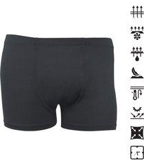 cueca under up boxer tech confort colors chumbo - cinza - masculino - poliamida - dafiti