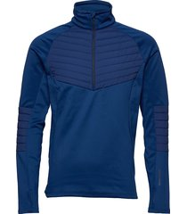 thermo top sweat-shirt trui blauw tenson