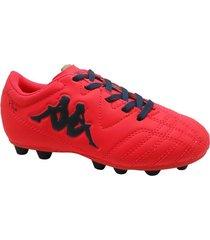 botín rojo kappa player