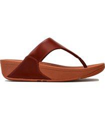 womens lulu leather toe thong sandals