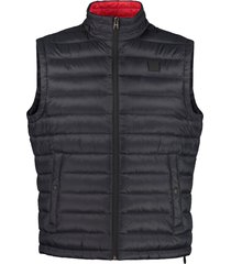 hugo boss chroma body warmer jacket