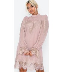 nly trend sheer darling dress loose fit