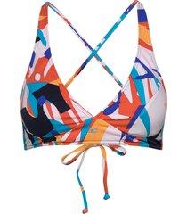 pw kailua superkini top bikinitop multi/mönstrad o'neill