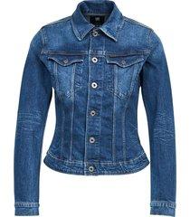 3301 slim faded stone jacket