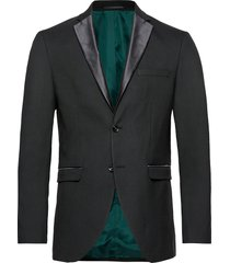 slhslim-tigalogan black tux blz b smoking zwart selected homme