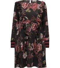 dress kort klänning svart sofie schnoor