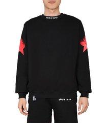 vision of super round neck sweatshirt
