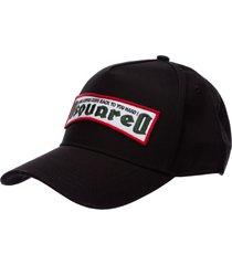 dsquared2 h321 baseball cap