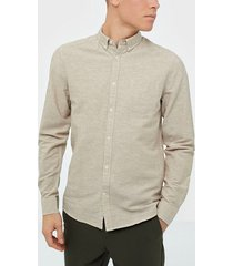 tailored originals shirt - kassidy skjortor taupe