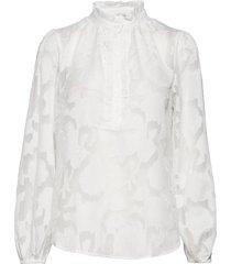 jelena blouse blouse lange mouwen wit cream
