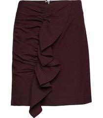 ivana skirt kort kjol röd designers, remix
