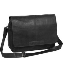 laptoptas chesterfield george casual messenger 15.6 inch