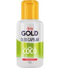 óleo capilar niely gold hidratação milagrosa água de coco - 100ml 100ml