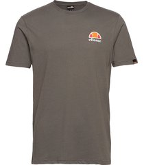 el canaletto tee t-shirts short-sleeved grå ellesse