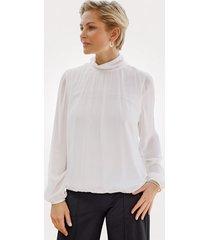 blouse mona wit
