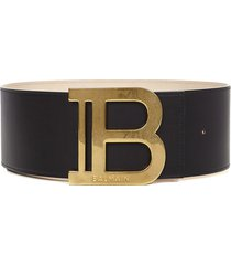 balmain paris b-belt belt