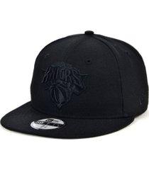 new era new york knicks reflective patch 59fifty cap