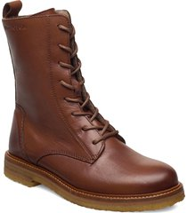 brenda 1b shoes boots ankle boots ankle boot - flat brun marc o'polo footwear