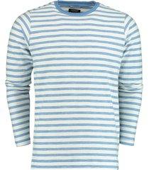dstrezzed pullover met streep rf 202624/628