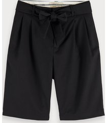 scotch & soda geplooide short