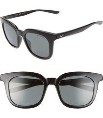 women's nike myriad 52mm square sunglasses -