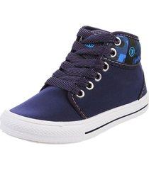zapatilla azul prowess urbana nobuk