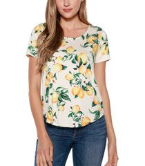 belle by belldini top with back zipper